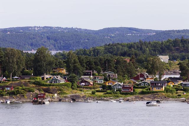 Nakkholmen 1.1, Norway