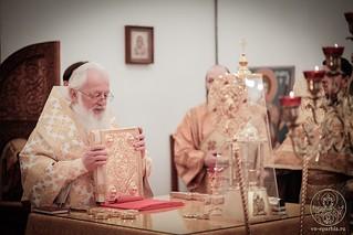 Литургия в Спасском соборе 220