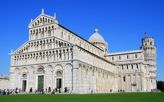 Il Duomo, Pisa, Cattedrale di Santa Maria Assunta and the Leaning Tower | by Ray .