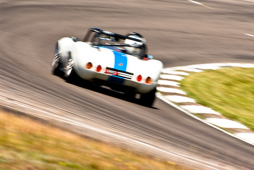 Tight curve at Anderstorp | by Stefan Tell