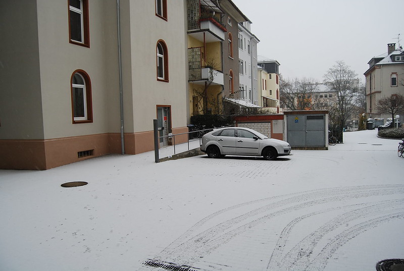 my Car at home