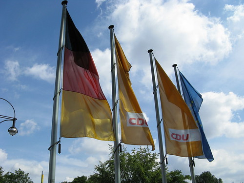 CDU flags | by Secret Pilgrim