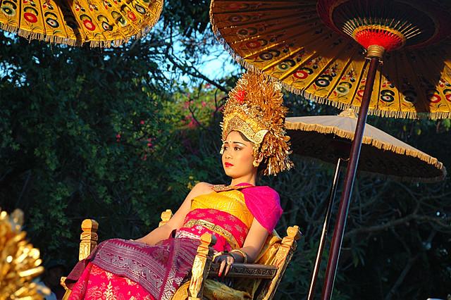 Ngaben: the Princess