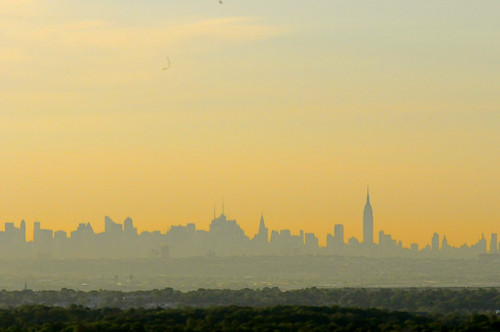 morning empirestatebuilding eaglerockreservation newyorksunrise