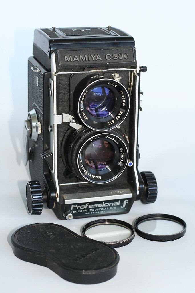 Mamiya C330 | Review: Mamiya Twin Lens Reflex System Mike Ro