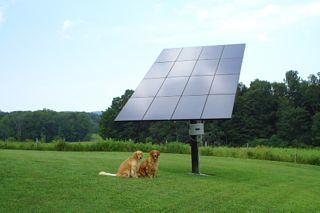 Clymer, NY residential solar   by Solar Liberty