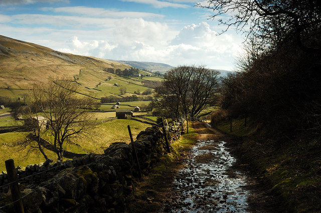 Swaledale near Muker