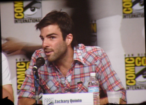 Zachary Quinto of Heroes (Sylar) | by Doug Kline
