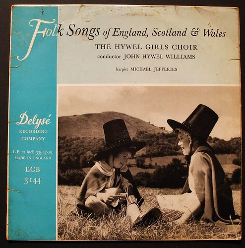 Folk Songs of England Scotland and Wales | by Jacob Whittaker
