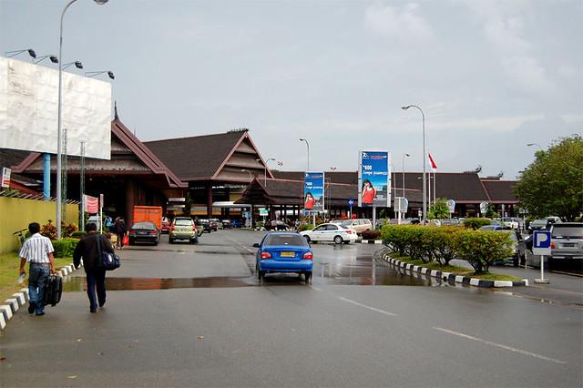 Bandara Sepinggan, Kalimantan Timur