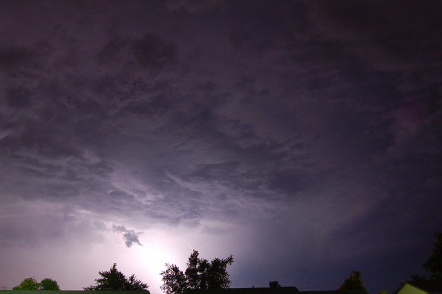 July 5, 2008 - More Phenomenal Late Nite Lightning!