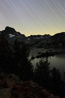 Star Trail over Banner Peak 120656 | by Steven Christenson