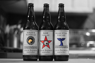 Nantucket Beers in Selective Color