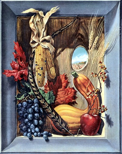 Autumn Beauty W W Beecher - 1953 | by senses working overtime