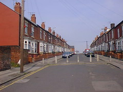 Sheffield -  Low Class Residential (Inner City)