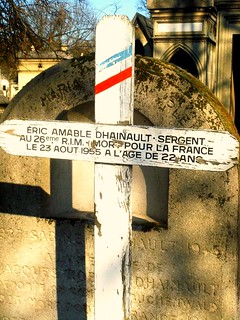 Eric Amable Dhainault, Sergent