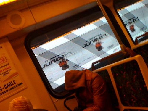 Wall-E Subway Ad | by boogah