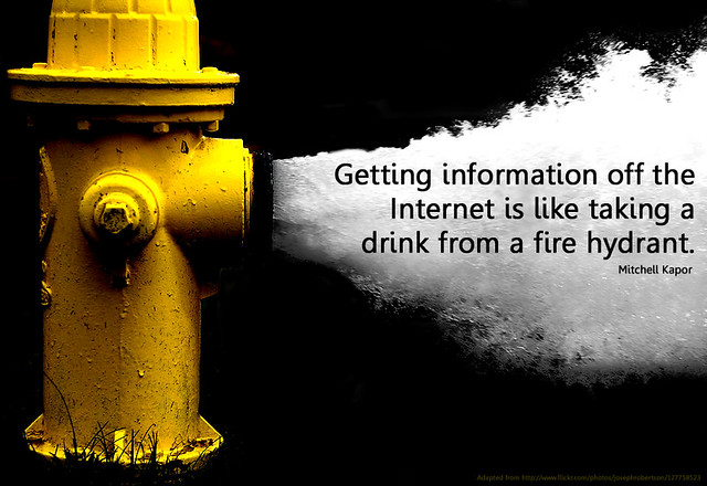 information hydrant