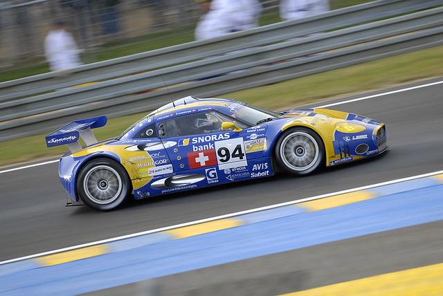 Spyker C8 Laviolette - 24 heures du Mans