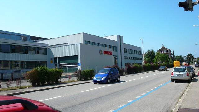Robert Bosch Company, Zuchwil