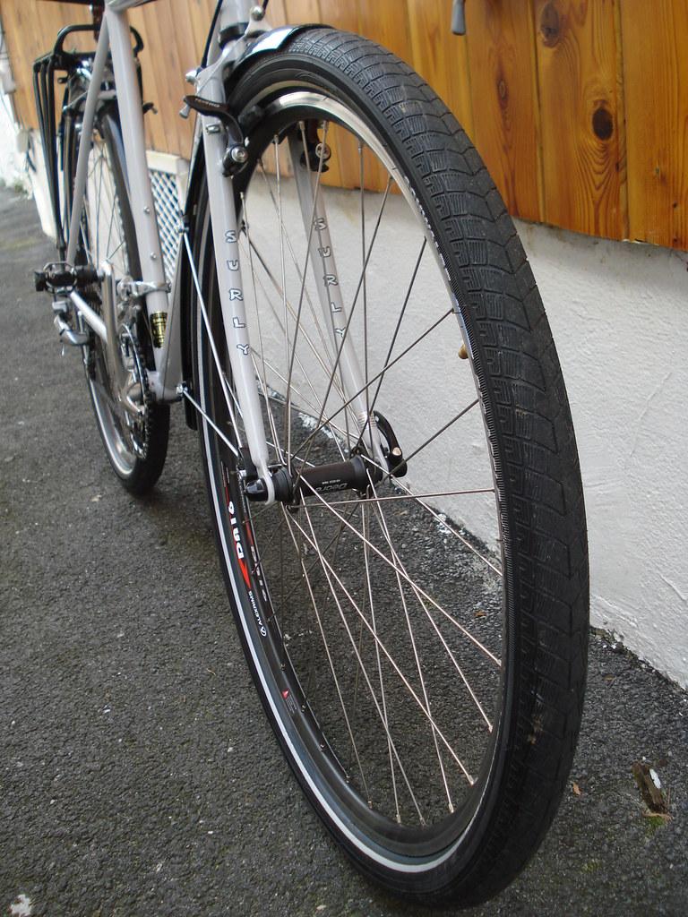 50mm Schwalbe Big Apple Tires | So Comfy | gyeswho | Flickr