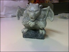 Gargoyle Ceramic: Front | by trentsketch