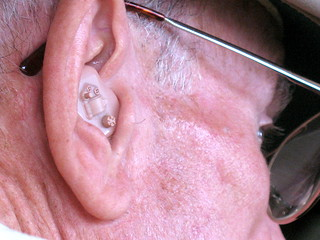 hearing aid close-up | by Photos by Portland_Mike