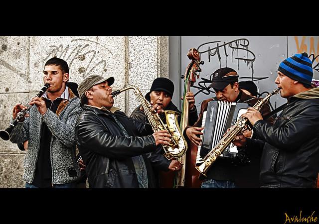 Gypsy Swing Jazz Band