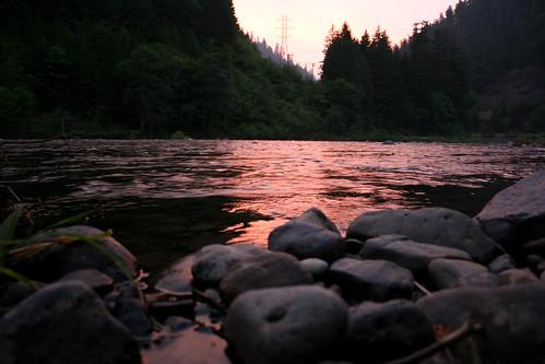 camping oregon river outdoors bend lazy clackamas