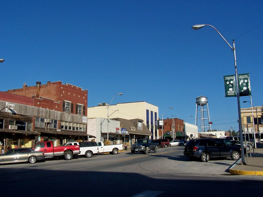 Beautiful Downtown Bolivar, Missouri | Flickr - Photo Sharing!