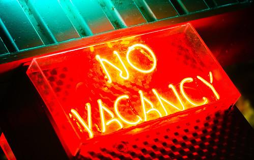 No Vacancy | by Thomas Hawk