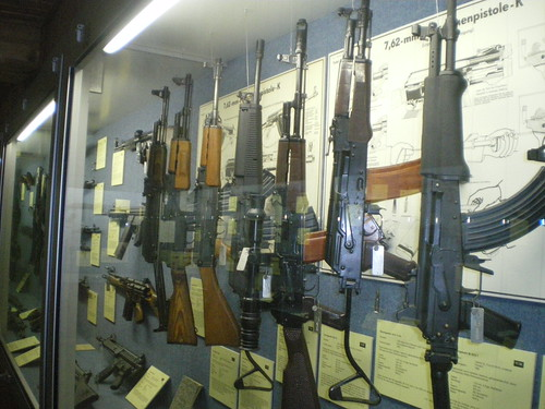 More AKs
