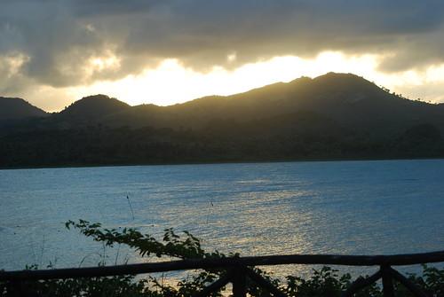 sunset dominicanrepublic puertoplata riubachata nikond80