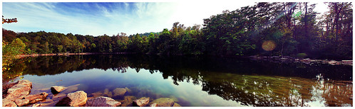 panorama distortion pano perspective oslointhesummertime quarry fairfieldpa