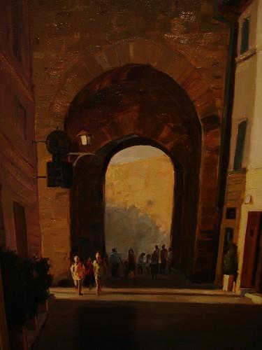 Montepulciano Gate