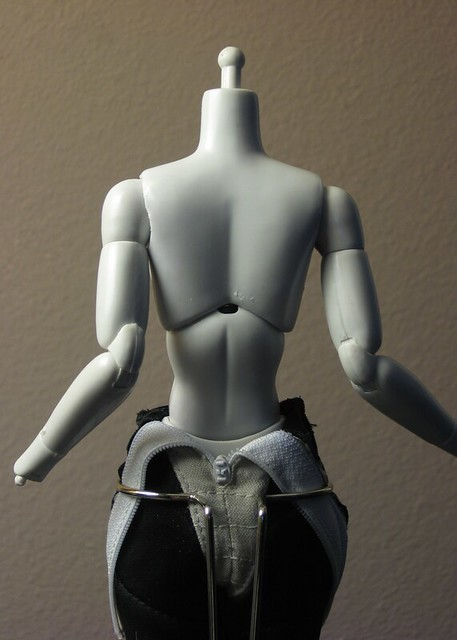 Asajj Ventress shoulder mod