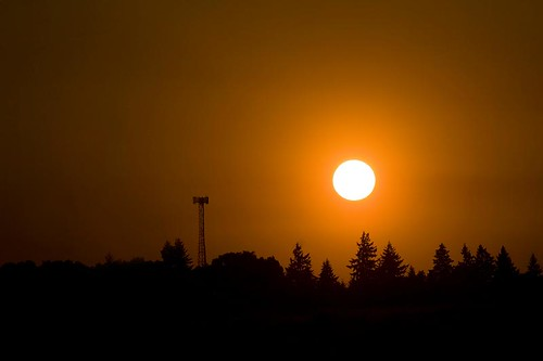 morning sky orange sun oregon sunrise geotagged skyshots stayton geo:lat=44804075 geo:lon=122773772