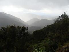 Beautiful views, even in the rain