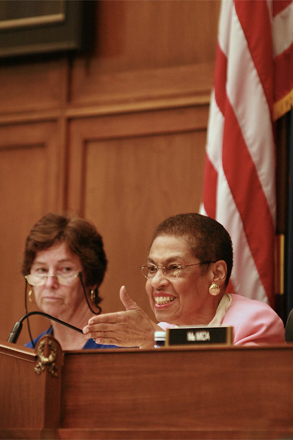 Eleanor Holmes Norton Schools Union Station Management