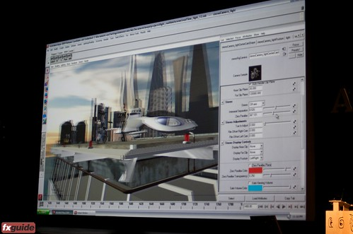 3d viewer in Maya 2009 | by neonmarg