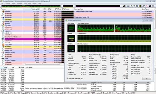 SysInternals Process Explorer | technet microsoft com/en-us