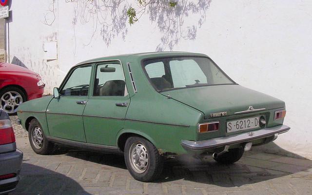 Cómpeta - Renault 12 S
