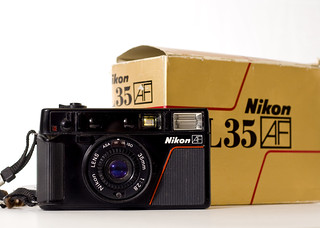 Nikon L35 AF | by Tim Fitzwater
