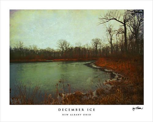ohio texture landscape december elements layer newalbany artistictreasurechest