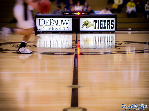 DePauw Tiger Basketball