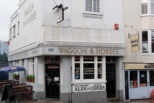 Brighton, Waggon & Horses | by Dayoff171