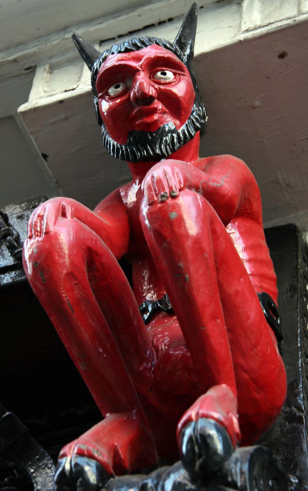 Red Devil, Stonegate, York