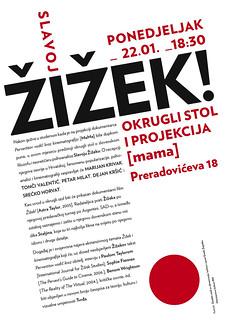 zizek_discussion | by mama-zagreb
