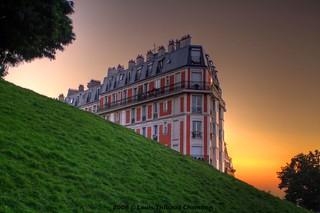 Sunrise on Montmartre - Paris - France
