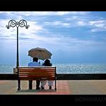 Umbrella couple | ഒരു കുടകീഴില്